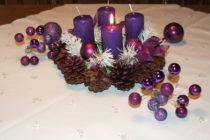 Dnes zapálime prvú sviecu na adventnom venci