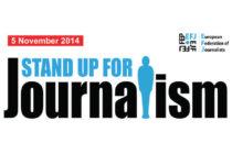 Európska kampaň na podporu novinárstva