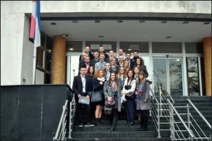 Pred Súdom pre vojnové zločiny (foto: YRA)