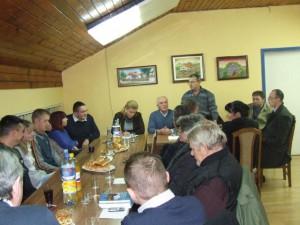 Banátski matičiari na zasadnutí v Jánošíku