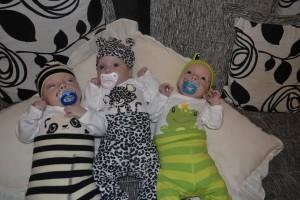 Šimovci: Mário, Iva a Aleks (Foto: z rodinného albumu)