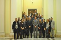 Program YRA: Miloslav Daniel z Kysáča je jeden z mladých ambasádorov zmierenia