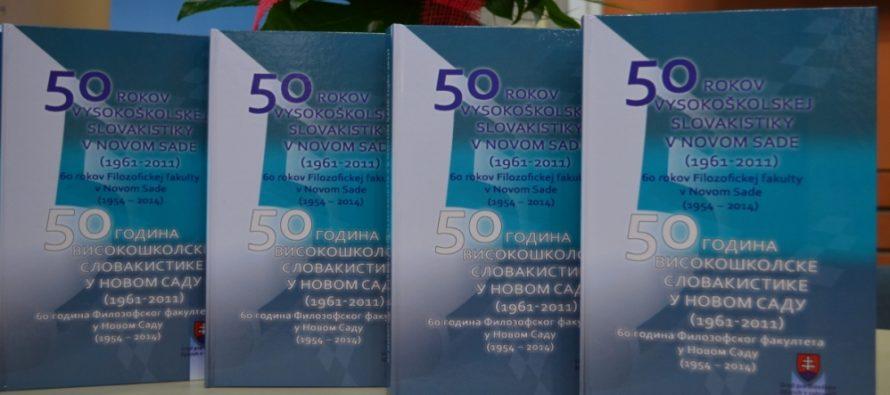 Pamätnica Oddelenia slovakistiky