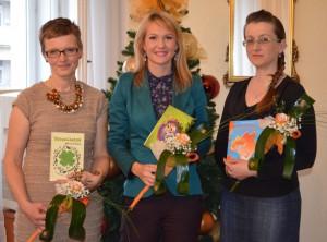 Svoje knihy si prebrali tieto autorky
