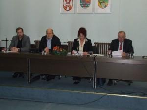 Z tretieho zasadnutia NRSNM v Petrovci (foto: K. Gažová)
