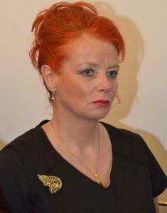 Šéfredaktorka Márta Varjú