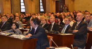 O posilnení malých a stredných podnikov prostredníctvom európskeho COSME programu sa nedávno rokovalo v Zhromaždení APV