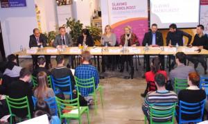 Záverečná konferencia prebiehala v Impact HUB v Belehrade