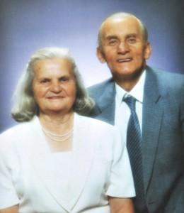 Ján s manželkou Annou