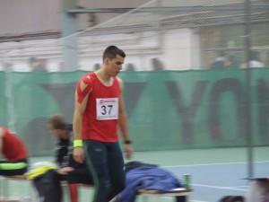 Úspešný návrat: Michail Dudáš získal zlato a striebro