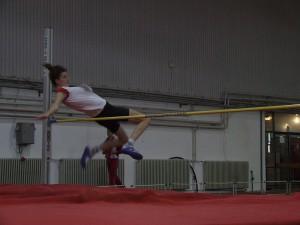 V skoku do výšky zvíťazila Zorana Bukvićová, členka AK Voždovac, výsledkom 1,75 m