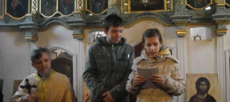 Program venovaný Svätému Sávovi