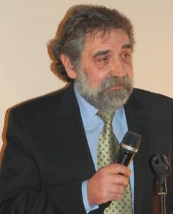 Účastníkov prijatia pozdravil predseda Správnej rady Asociácie médií Srbska Zoran Sekulić