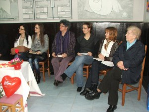 Účastníčky programu