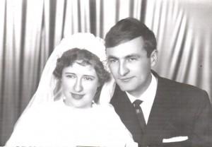 Sobášili sa 3. januára 1965