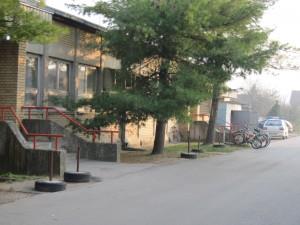 Súčasná budova zdravotnej ambulancie v Padine