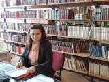 V knižnici nás uvítala Vierka Stankovićová