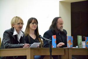 Jar spoločne vítali Anna Čelovská, Anna Kukučková a Vladimír Valentík