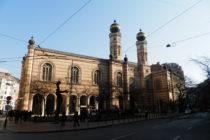 Krásna smutná synagóga…