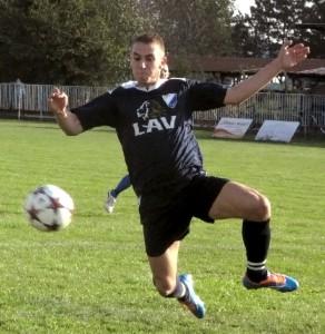 Strelec najkrajšieho gólu: Alexander Bíreš (FK Slávia Kovačica)