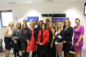 Organizátorky konferencie – Platforma žien Slovenska