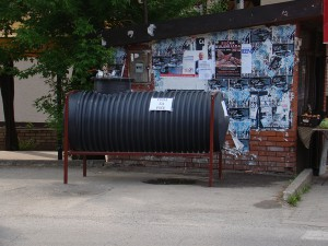 Pitná voda z cisterny