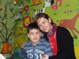Marko s matkou – dvojica, ktorá dokáže hory prenášať (foto: V. Dorčová-Valtnerová)