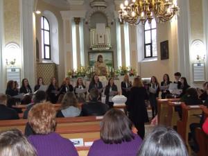 Novozaložený mladší spevokol jánošíckeho cirkevného zboru