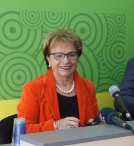 Doris Packová, europoslankyňa (foto: V. Dorčová-Valtnerová)