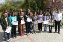 Odmeny pre najúspešnejších žiakov a študentov rómskej národnostnej menšiny