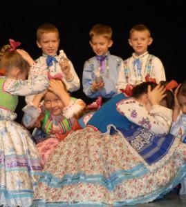 Pazovskí malí tanečníci