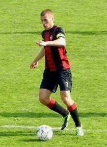 Mnoho šancí – jeden gól: Milan Šušnjar (Dolina Padina)