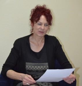 Novozvolená predsedníčka Koordinácie NRNM Anna Tomanová-Makanová