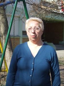 Bogumirka Žagrićová, hlavná vychovávateľka v Maglići