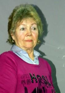 Katarína Petrášová, učiteľka na dôchodku