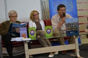 Traja osobitne prezentovaní autori