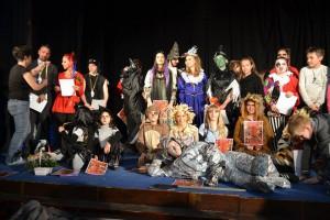 Mladí vojlovickí divadelníci najlepší v pokrajine