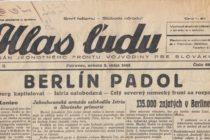 Európsky deň V (aj) cez slovenské okuliare