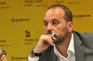 Ochranca občanov Saša Janković (foto: www.mc.rs)