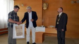 Padinčanov slávnostne privítali na obecnom úrade v Lubine