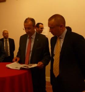 Šéf delegácie EÚ v Srbsku listuje v Hlase ľudu
