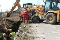 Začína výstavba kanalizácie v Kysáči
