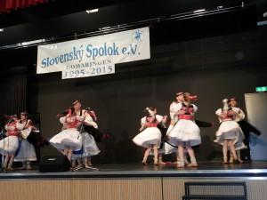 Šafárikovci v rezkom tanci