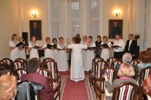 Komorný zbor Musica viva z Petrovca