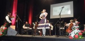 Katarína Kalmárová reprezentuje SKOS Detvan z Vojlovice