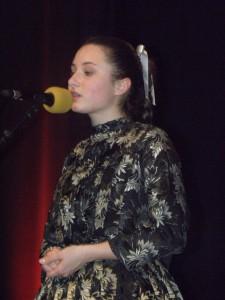 Víťazka Irena Nosáľová z Padiny