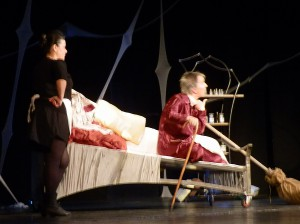 Zdravý nemocný v podaní divadelného súboru z Crvenky
