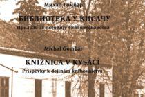 Knižnica v Kysáči má svoju knihu
