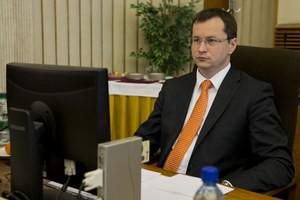 Minister školstva Juraj Draxler.  (Foto: TASR)
