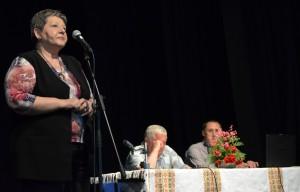 Predsedníčka MSS Katarína Melegová-Melichová